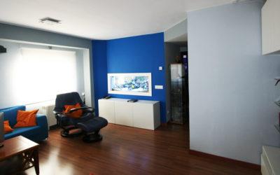 Pintura de pisos, casas